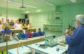 Kutatók éjszakája a Savaria Egyetemi Központban