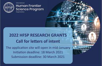 HFSP élettudományi alapkutatásokat támogató pályázati lehetőség