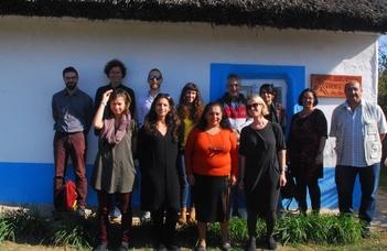 Workshop a Hodászi Roma Tájházban