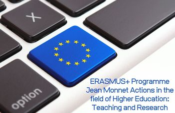 Jean Monnet akciók a felsőoktatás területén